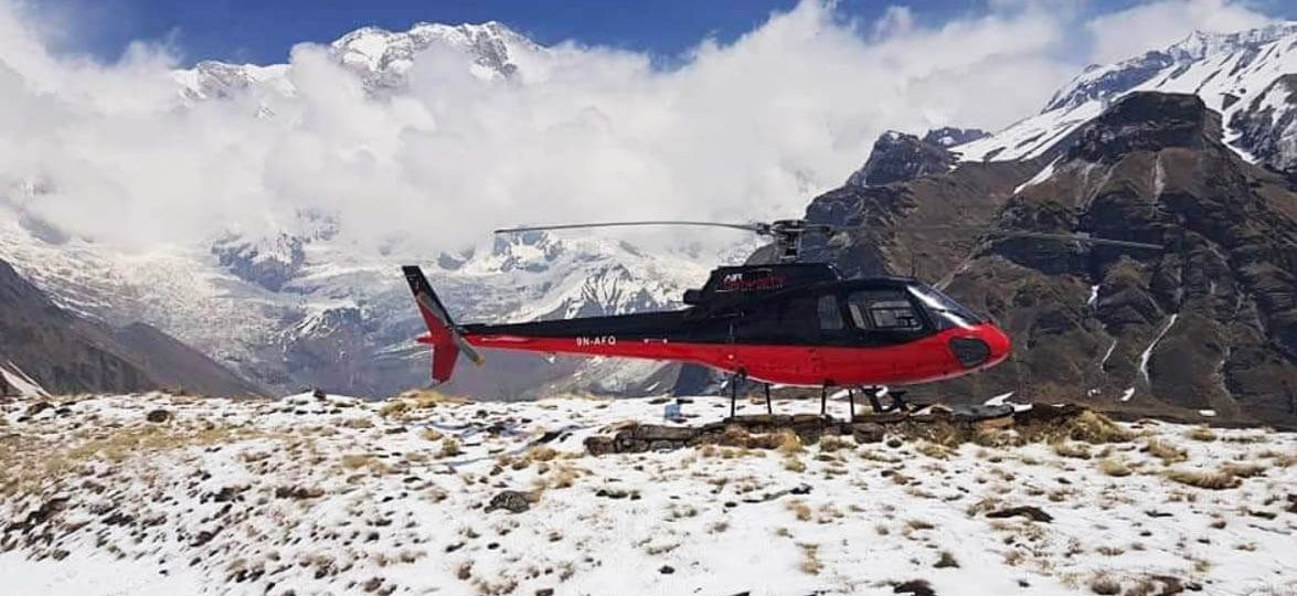 Best Time for Helicopter Charter in Nepal