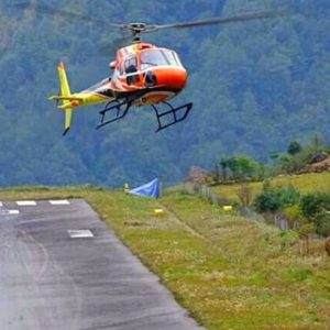 Helicopter Charter from Kathmandu to Lukla