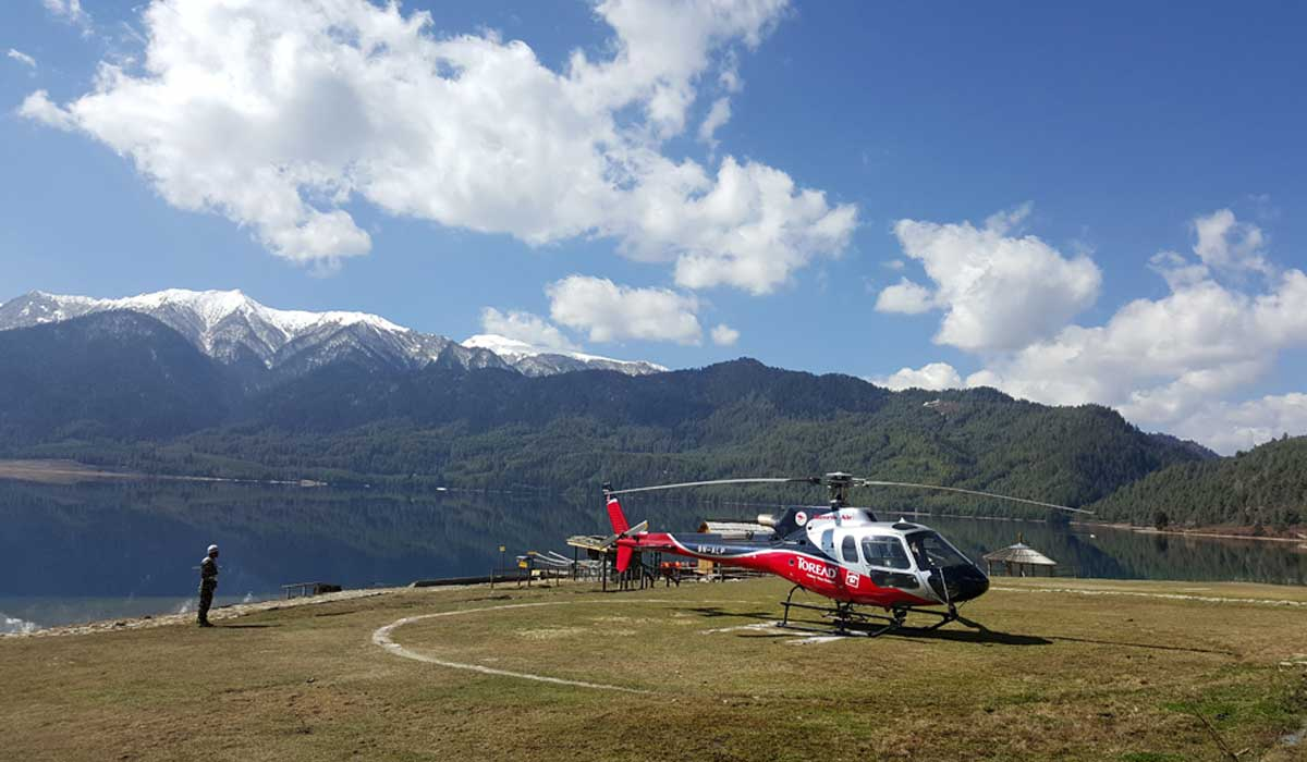 Rara Helicopter Charter