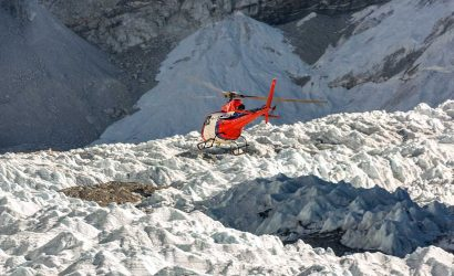 Helicopter Rescue from Ama Dablam